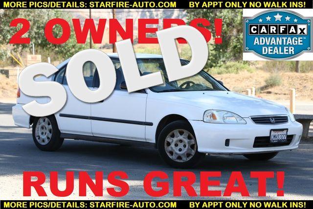 2000 Honda Civic LX Santa Clarita, CA 0