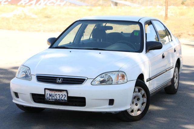 2000 Honda Civic LX Santa Clarita, CA 4