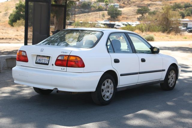 2000 Honda Civic LX Santa Clarita, CA 6