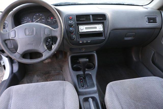 2000 Honda Civic LX Santa Clarita, CA 7