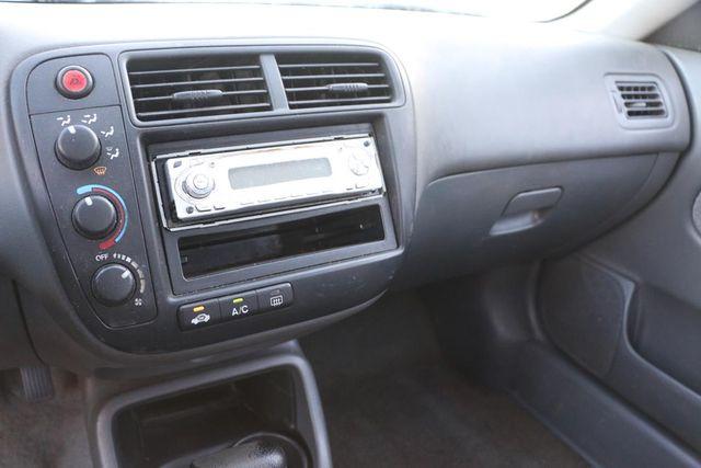2000 Honda Civic LX Santa Clarita, CA 17