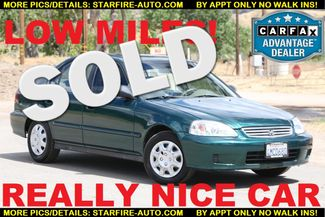 2000 Honda Civic VP Santa Clarita, CA