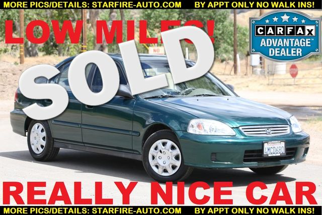 2000 Honda Civic VP Santa Clarita, CA 0