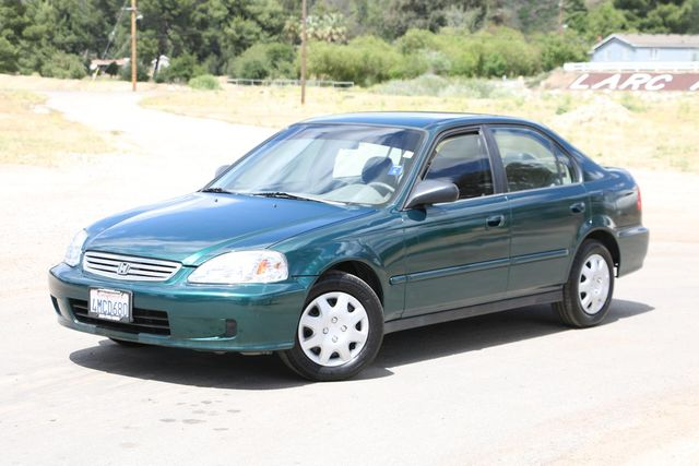 2000 Honda Civic VP Santa Clarita, CA 1