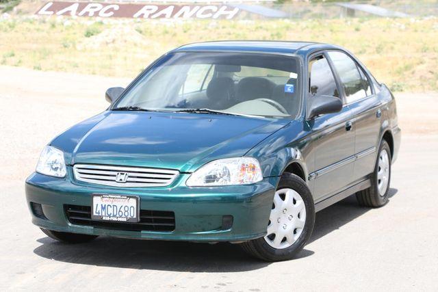 2000 Honda Civic VP Santa Clarita, CA 4