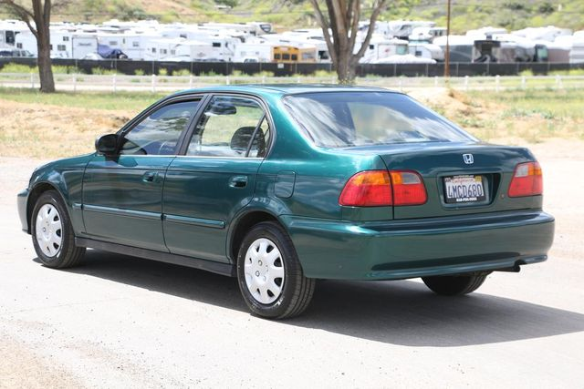 2000 Honda Civic VP Santa Clarita, CA 5