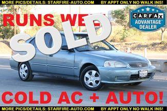 2000 Honda Civic VP in Santa Clarita, CA 91390
