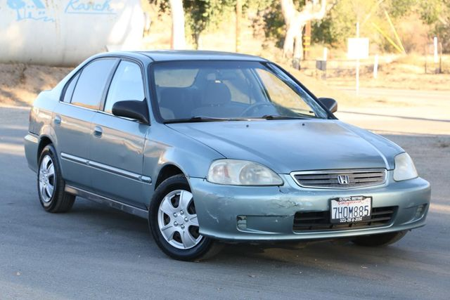 2000 Honda Civic VP Santa Clarita, CA 3