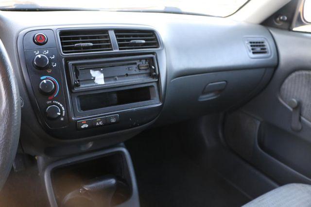 2000 Honda Civic VP Santa Clarita, CA 17