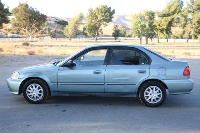 2000 Honda Civic VP Santa Clarita, CA 11