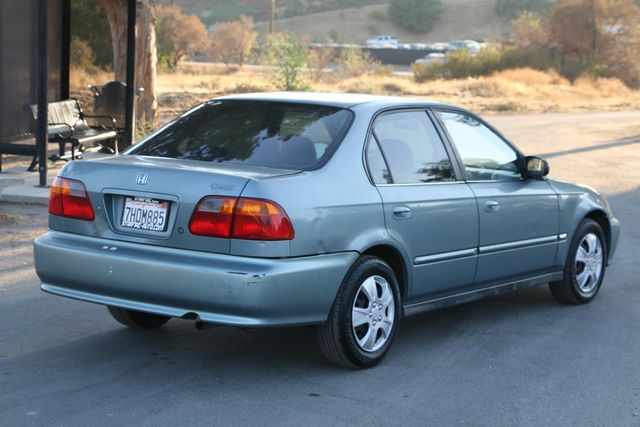2000 Honda Civic VP Santa Clarita, CA 6