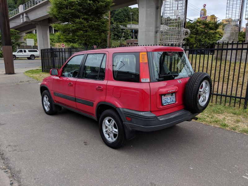 2000 Honda CR-V EX Real Time 4WD 117000 Original Miles Local 1 Owner Full Service History Since New Very Nice  city Washington  Complete Automotive  in Seattle, Washington