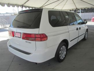2000 Honda Odyssey LX Gardena, California 2