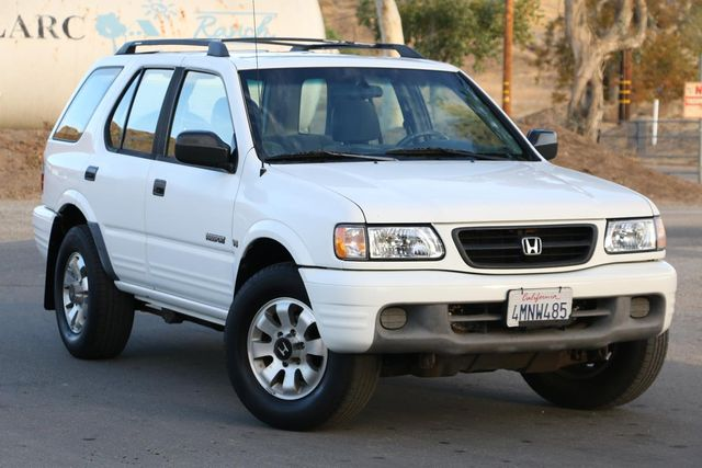 2000 Honda Passport LX Santa Clarita, CA 3