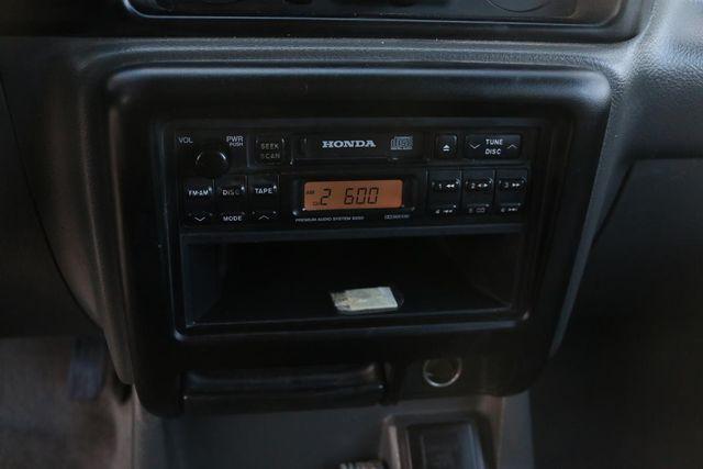 2000 Honda Passport LX Santa Clarita, CA 20