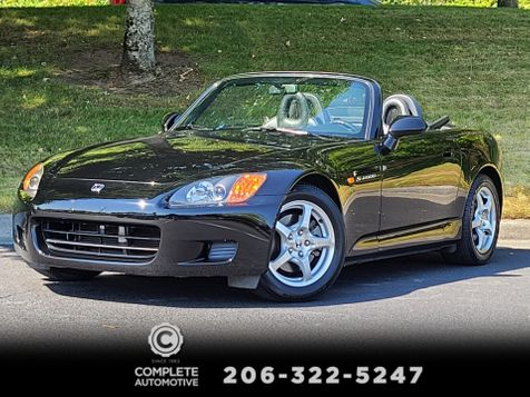 2000 Honda S2000 Roadster 75,000 Miles Local History Excellent Condition!   in Seattle