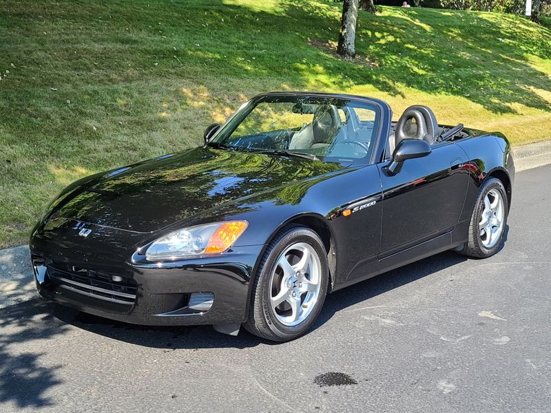 2000 Honda S2000 Roadster 75000 Miles Local History Excellent Condition    city Washington  Complete Automotive  in Seattle, Washington