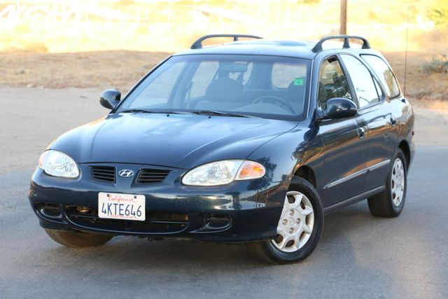 2000 Hyundai Elantra GLS Santa Clarita, CA 4