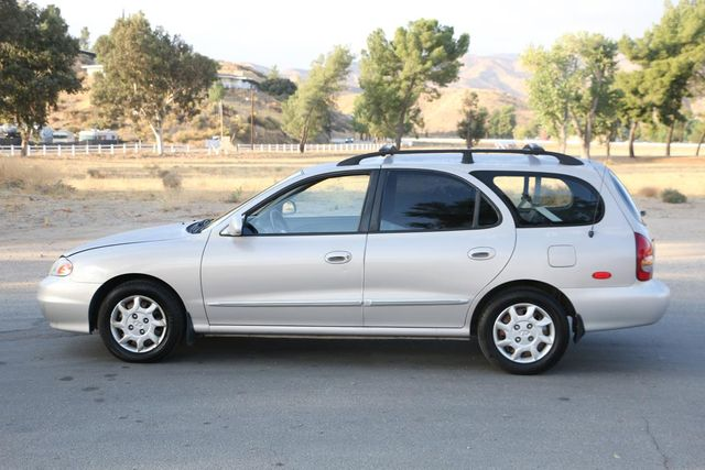 2000 Hyundai Elantra GLS Santa Clarita, CA 11