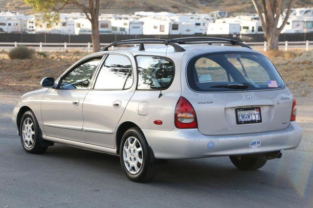 2000 Hyundai Elantra GLS Santa Clarita, CA 5