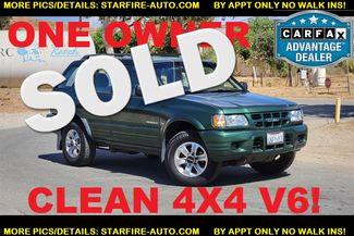 2000 Isuzu Rodeo LS 4X4 in Santa Clarita, CA 91390