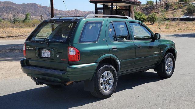2000 Isuzu Rodeo LS 4X4 Santa Clarita, CA 6
