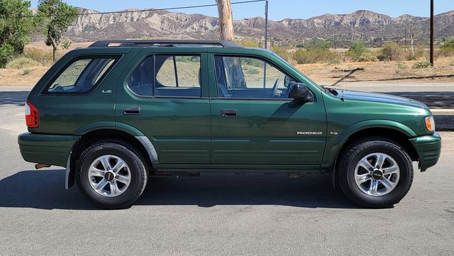 2000 Isuzu Rodeo LS 4X4 Santa Clarita, CA 12