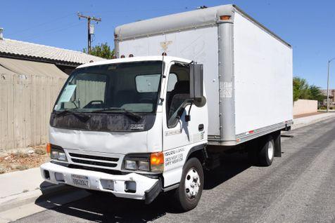 2000 Isuzu VN NPR-4 Cyl Turbo Diesel BOX TRUCK  in Cathedral City