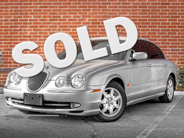 2000 Jaguar S-TYPE V8 Burbank, CA