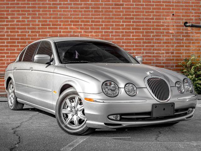 2000 Jaguar S-TYPE V8 Burbank, CA 1
