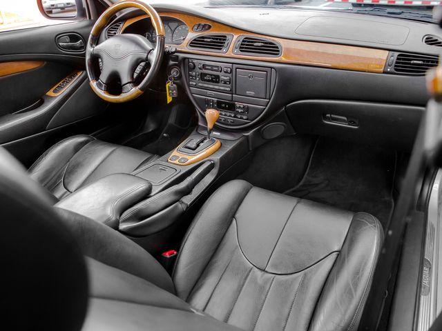 2000 Jaguar S-TYPE V8 Burbank, CA 12