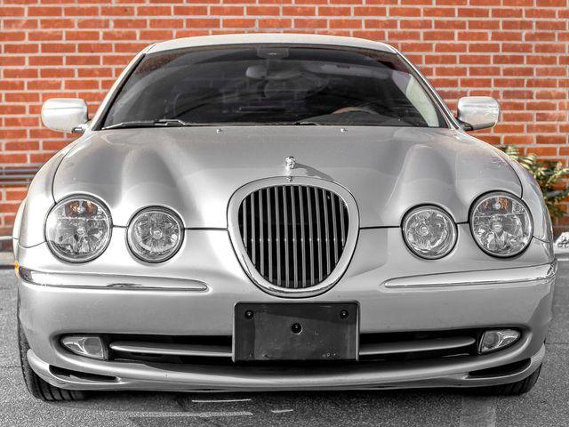 2000 Jaguar S-TYPE V8 Burbank, CA 2