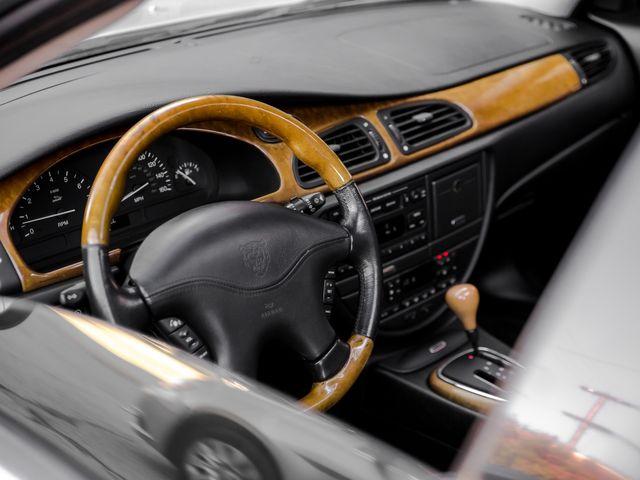 2000 Jaguar S-TYPE V8 Burbank, CA 20