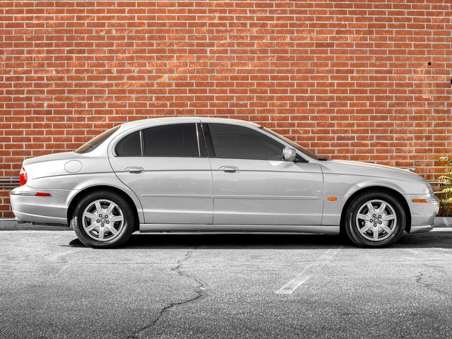 2000 Jaguar S-TYPE V8 Burbank, CA 5