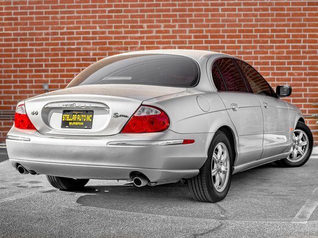 2000 Jaguar S-TYPE V8 Burbank, CA 6