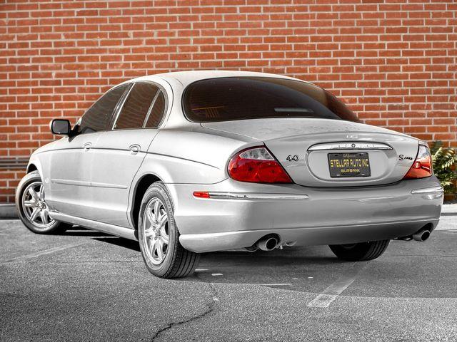 2000 Jaguar S-TYPE V8 Burbank, CA 7