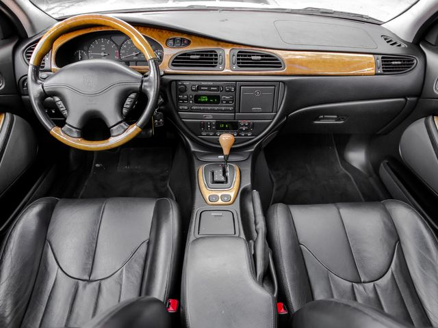 2000 Jaguar S-TYPE V8 Burbank, CA 8