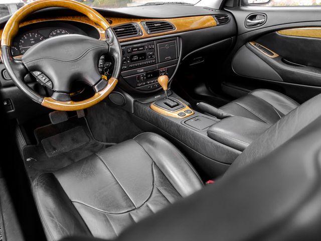2000 Jaguar S-TYPE V8 Burbank, CA 9