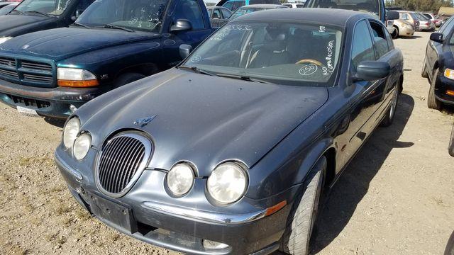 2000 Jaguar S-TYPE V6 in Orland, CA 95963