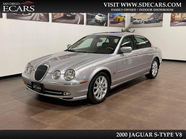 2000 Jaguar S-TYPE V8