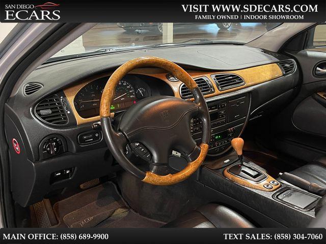 2000 Jaguar S-TYPE V8 in San Diego, CA 92126