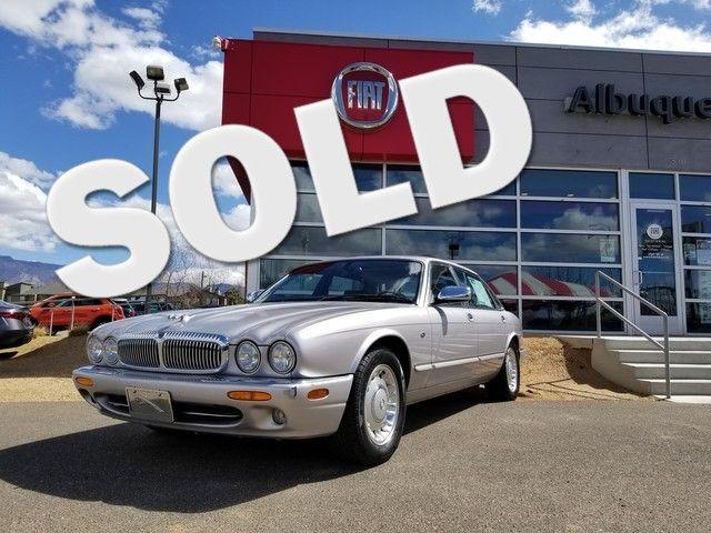 2000 Jaguar XJ Vanden Plas in Albuquerque, New Mexico 87109