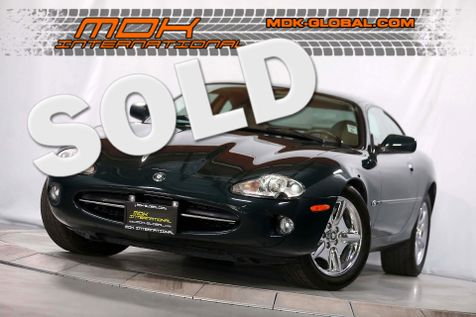 2000 Jaguar XK8 - Coupe - Only 68K miles in Los Angeles