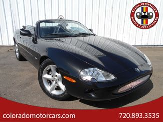 2000 Jaguar XK8 in Englewood, CO 80110