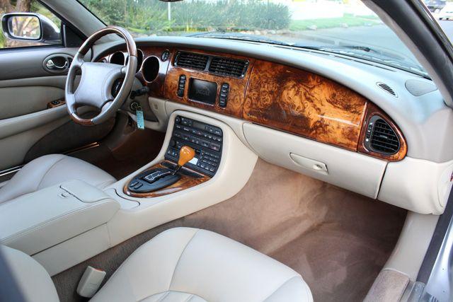 2000 Jaguar XKR SUPERCHARGED 70K MLS SERVICE RECORDS in Van Nuys, CA 91406