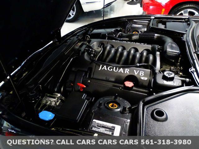 2000 Jaguar XK8 in West Palm Beach, Florida 33411