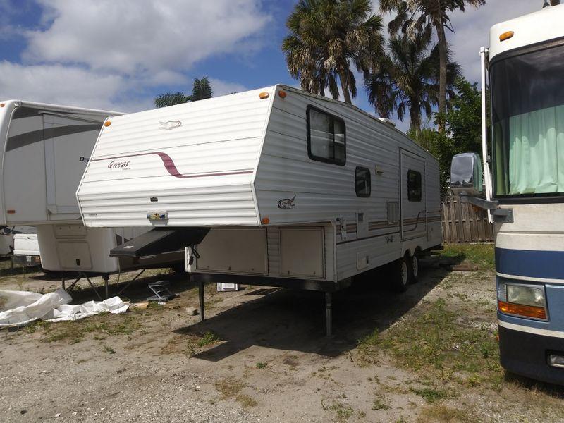 2000 Jayco Qwest M-265B   city FL  Manatee RV  in Palmetto, FL