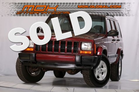 2000 Jeep Cherokee Sport - 4WD - New tires in Los Angeles