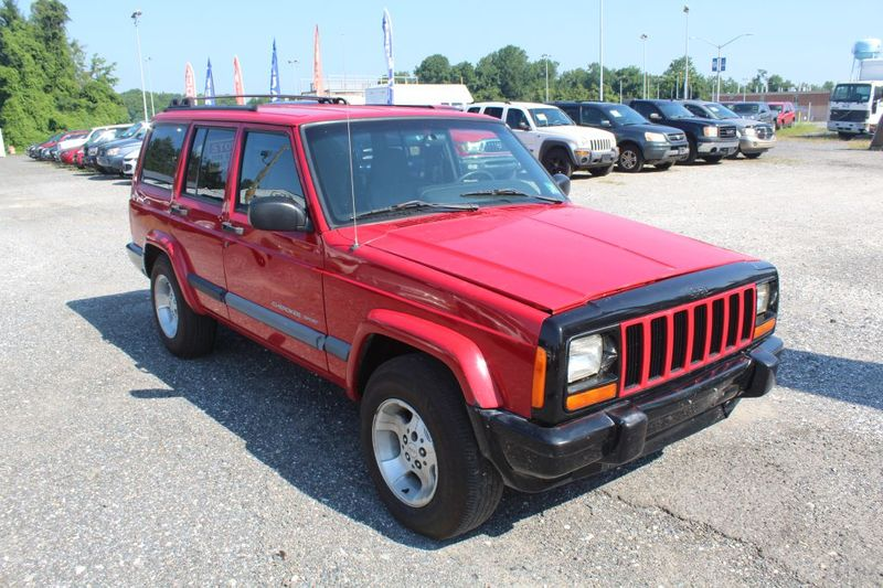 2000 Jeep Cherokee Sport  city MD  South County Public Auto Auction  in Harwood, MD