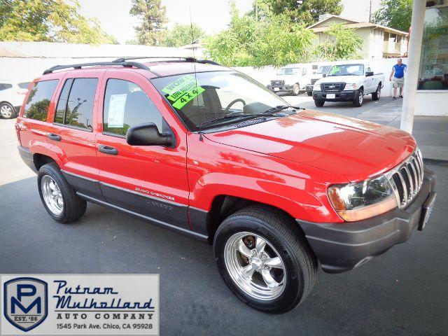2000 Jeep Grand Cherokee Laredo in Chico, CA 95928
